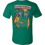 Firefighter Rememberance 343 - Vietees Shop Online