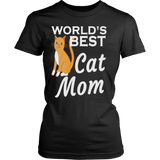 WORLD'S BEST CAT MOM - Vietees Shop Online