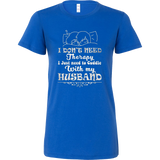 Cuddle with my husband T-shirt - Vietees Shop Online