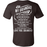 For My Grandad In Heaven - Vietees Shop Online