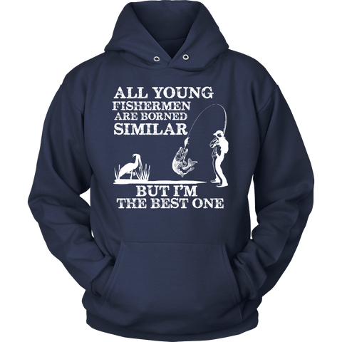 FISHING BEST ONE HOODIE