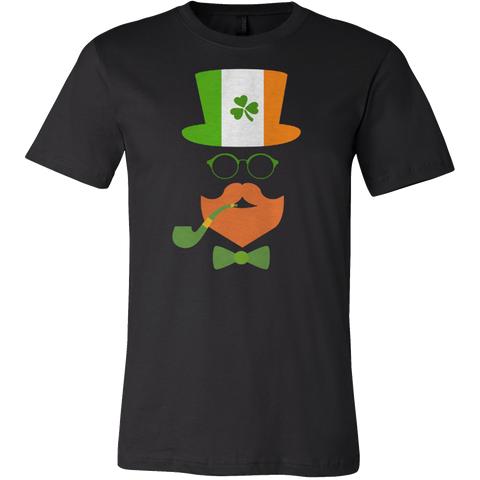 Funny Beard Irish T-shirt - Vietees Shop Online