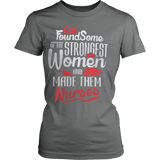 GOD FOUND SOME OF THE STRONGEST WOMEN AND MADE THEM NURSES - Vietees Shop Online