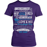 Love & Miss my Dad - Vietees Shop Online