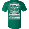 Image of Air Force Birthday - Vietees Shop Online