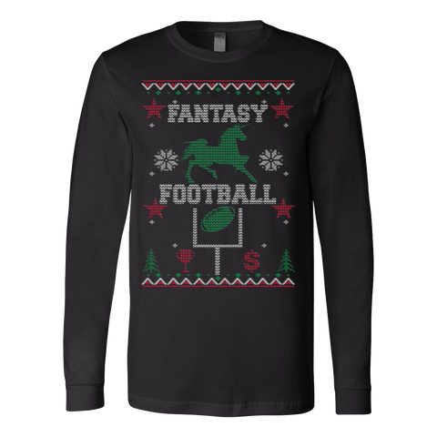 Fantasy football ugly christmas apparel - Vietees Shop Online
