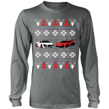 Racing Car Ugly Christmas Sweatshirt - Vietees Shop Online - 11