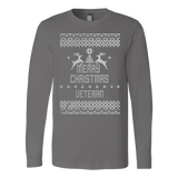 Veteran Ugly Christmas Sweater - Vietees Shop Online