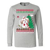 Christmas Ugly Sweater - SHIH TZU DOG - Vietees Shop Online - 4