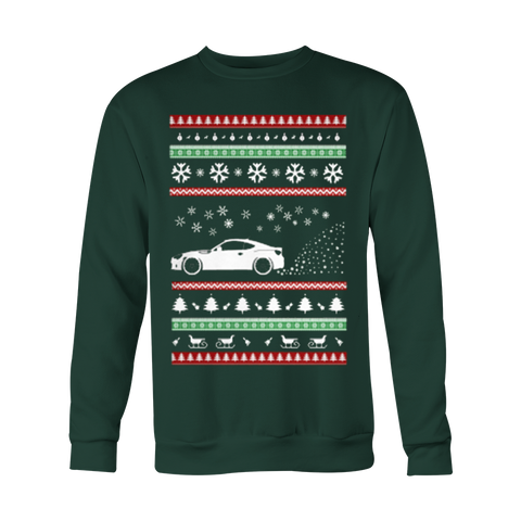 BRZ FRS Ugly Christmas Sweatshirt - Vietees Shop Online - 1