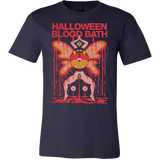 HALLOWEEN BLOOD BATH T-SHIRT - Vietees Shop Online