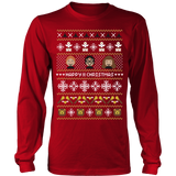 Happy Christmas ugly sweater - Vietees Shop Online - 14