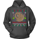 Chow Chow Dog Breed Ugly Christmas Sweater Hoodie - Vietees Shop Online - 4