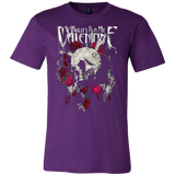 Bullet for My Valentine Skull and Roses T-shirt - Vietees Shop Online