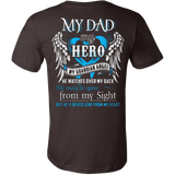 MY DAD MY HERO - Vietees Shop Online