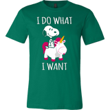 I DO WHAT I WANT T-SHIRT - Vietees Shop Online