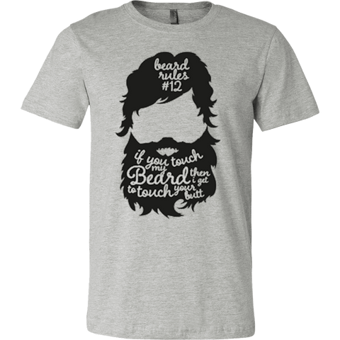 Awesome Beard T-Shirt