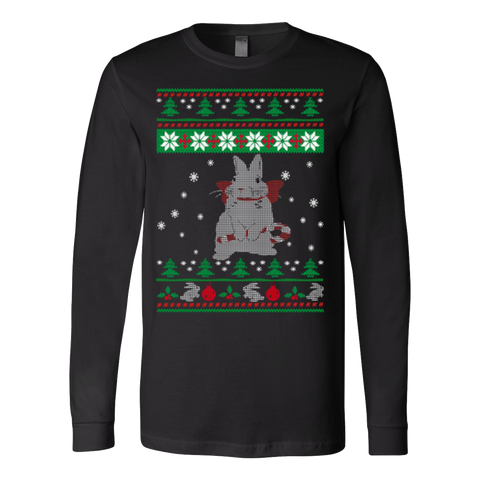 Bunny Ugly Christmas Sweater - Vietees Shop Online - 1