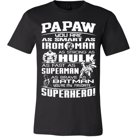 PAPAW - SUPER HEROES - Vietees Shop Online
