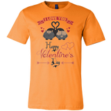 I love you Happy Valentine's Day T-Shirt - Vietees Shop Online