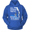 Image of All Fishermen are created Equal T-Shirt - Vietees Shop Online