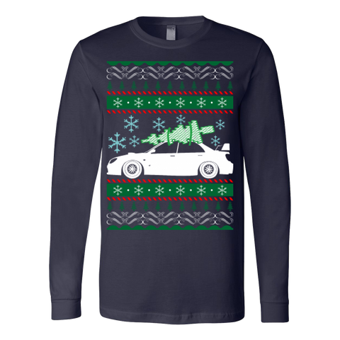 240sx ugly christmas sweater xmas
