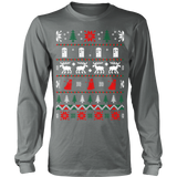 Dr who ugly christmas sweater xmas - Vietees Shop Online - 10