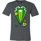 Irish Whiskey Tuxedo Men's T-Shirt - Vietees Shop Online