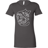 Mr. Right Meow T-Shirt - Vietees Shop Online