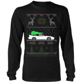 S13 Chassis Ugly Christmas Sweater Hoodie - Vietees Shop Online