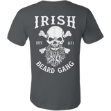 IRISH BEARD GANG T-SHIRT - Vietees Shop Online