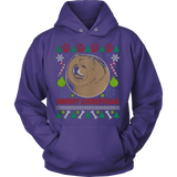 Chow Chow Dog Breed Ugly Christmas Sweater Hoodie - Vietees Shop Online - 6