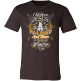 JESUS LOVES MY HAMSTER T-SHIRT - Vietees Shop Online