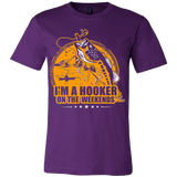 I Hook on Weekends - Vietees Shop Online