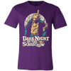 Image of Dark Night Of The Scarecrow Halloween T-shirt - Vietees Shop Online