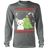 Chihuahua Christmas Ugly Sweater - Vietees Shop Online
