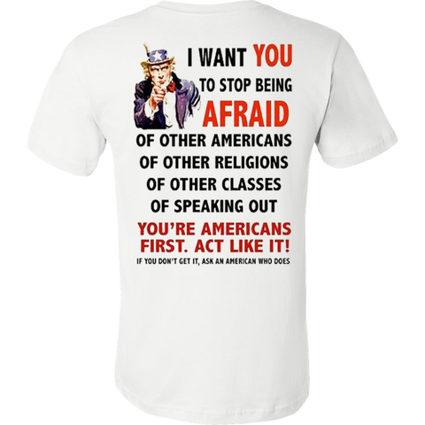 You Re Americans - Vietees Shop Online