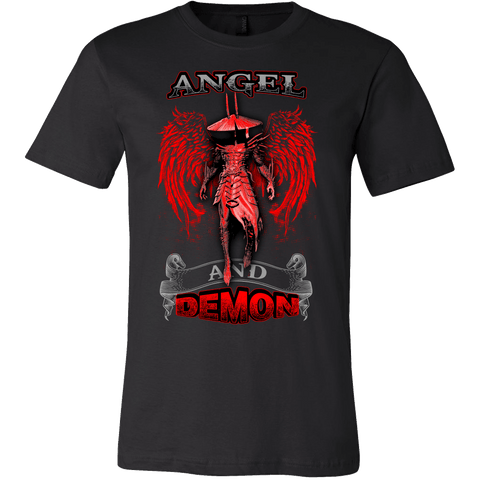 ANGEL AND DEMON - Vietees Shop Online - 1