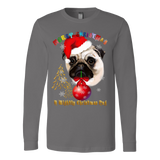 Ugly Christmas Pug Sweater - Vietees Shop Online