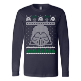 Darth vader ugly christmas sweater xmas - Vietees Shop Online