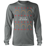 This is my gay sweater lgbt funny ugly sweater - Vietees Shop Online