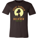 Great Pumpkin Believer T-shirt - Vietees Shop Online - 3