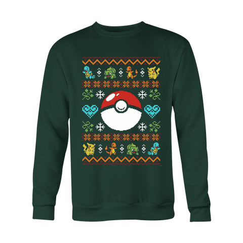 Gotta Stitch Em All Ugly Christmas Sweatshirt - Vietees Shop Online