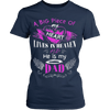 Image of DAD LIVES IN HEAVEN - Vietees Shop Online
