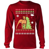 Christmas Ugly Sweater - BOXER DOG - Vietees Shop Online