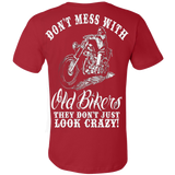 Don't Mess With Old Bikers T-Shirt - Vietees Shop Online