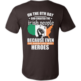 IRISH AMERICAN T-SHIRT - Vietees Shop Online
