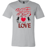 Valentines Day made with Love T-shirt - Vietees Shop Online