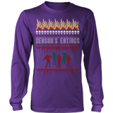 Zombie ugly christmas sweater - Vietees Shop Online - 11