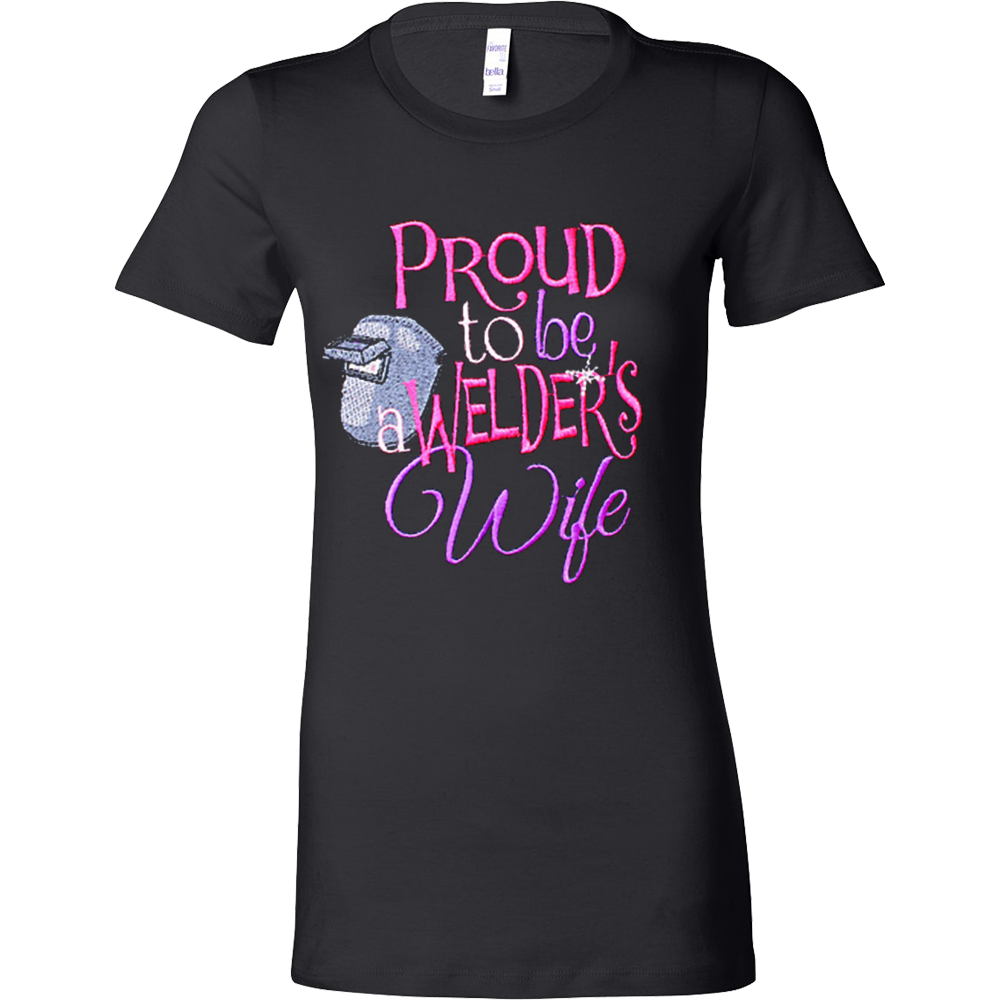 Proud to be a Welders Wife - Vietees Shop Online
